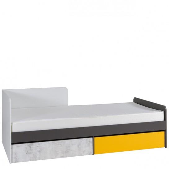 Postel s matrací Bruno BR07