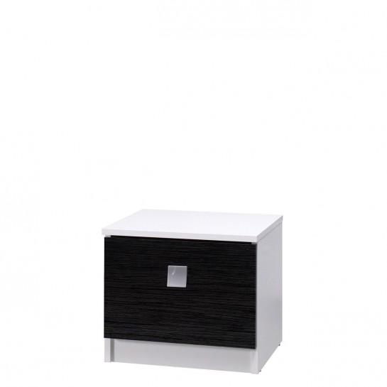Noční stolek Lux stripes
