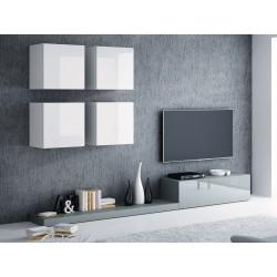 Obývací stěna Pixel II