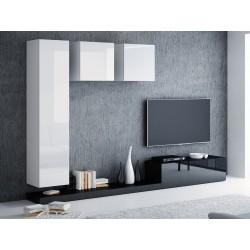 Obývací stěna Pixel V