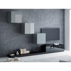 Obývací stěna Pixel VI
