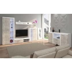 Obývací stěna Rodos s komodou
