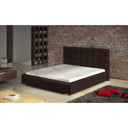 Postel Eliza s matrací a úložným prostorem