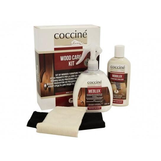 Čistící prostředek pro tvrdý nábytek Coccine Home Line