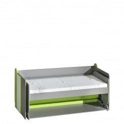 Dětská postel s psacím stolem Futuro F14