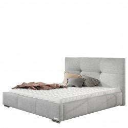 Postel Lily s matrací a úložným prostorem