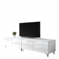 TV stolek Cleo XI-W Double L+P