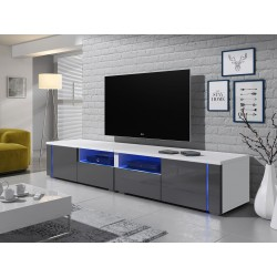 TV stolek Cleo XII Double L+P
